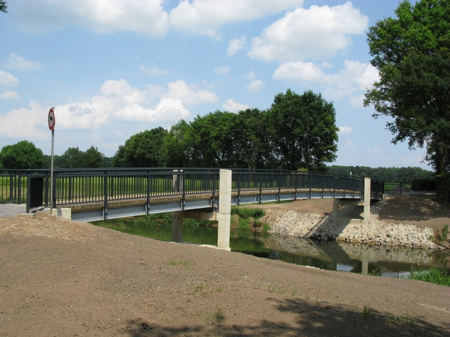 Neubau Schevenbrücke Quakenbrück